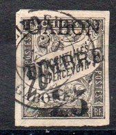 GABON - YT N° 13 Signé - Cote: 140,00 € - Gabun (1886-1936)