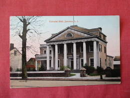 New York > Long Island  Jamaica  Colonial Hall    -ref 3366 - Long Island