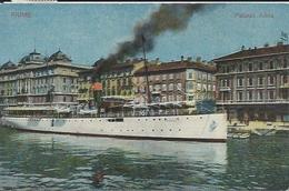 Postcard RA010276 - Croatia (Hrvatska) Rijeka (Reka / Fiume / Pflaum) - Croatia