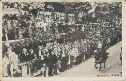 Postcard RA010277 - Croatia (Hrvatska) Sinj (Signo / Setovium) - Croatia