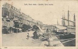 Postcard RA010279 - Croatia (Hrvatska) Split (Spalato / Aspalathos / Spalatro) - Croatia