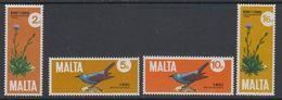 Malta 1971 Einheimische Motive 4v ** Mnh (42797K) - Malta
