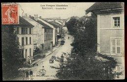 Les Vosges Illustrées - Xertigny - Grande-Rue - Xertigny