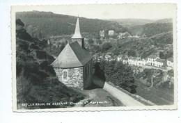 La Roche En Ardenne Chapelle Ste Marguerite ( Carte Mosa ) - La-Roche-en-Ardenne