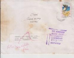Mauritius Airmail  Cover   (A-3127) - Mauritius (1968-...)