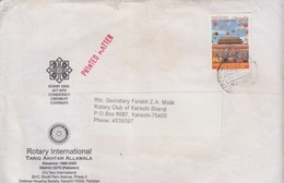 Pakistan Airmail  Cover, China   (A-3127) - China