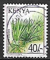 KENYA    -    Plante  /  Sisal    -    Oblitéré  . - Kenya (1963-...)