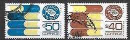 MEXIQUE   -   Exportations   /   Livres  .   Oblitérés  . - Mexico