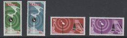 Malta 1977 Weltfernmeldetag 4v ** Mnh (42798) - Malta
