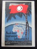 Postkarte Propaganda Kolonien 1935 - Reichsparteitag - Briefe U. Dokumente