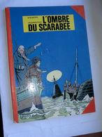 Album De Winibger Et Parmentier - L'ombre Du Scarabée - Daté 1983 - Livres, BD, Revues