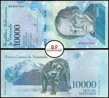 Venezuela   10.000 Bolivares   2017   P.98b   UNC - Venezuela