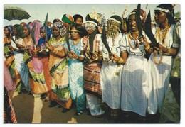 CPM DJIBOUTI DANSE LOCALE / NEUVE - Djibouti