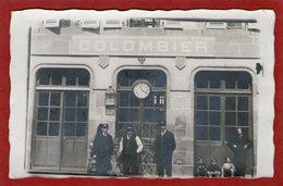 (Hte Saone)  CPA  Photo Colombier  La Gare    (Bon Etat) - Autres Communes