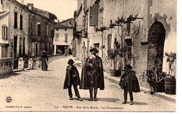 Penne: Le Cornemuseux - France