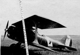 PHOTO / 1924-1929 / AVION BLERIOT SPAD S 81 C1 / N°17 / SPA 124 / 2e RÉGIMENT AVIATION DE CHASSE - 10e ESC ??? LA JEANNE - Aviation