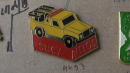 SUCY AUTO VOITURE GARAGE - Pin's
