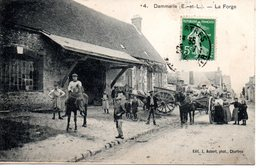 Dammarie: La Forge - France