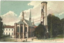 CPMJ 1105 DIJON  ANCIENNE CHARTREUSE DE CHAMPNAL LA TOUR ET LA CHAPELLE - Dijon
