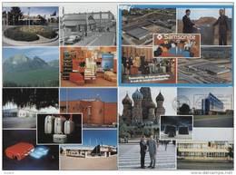 4 Pk Samsonite 30 Jaar In Europa Verzonden Uit Italia, USA België En Hongarijë - Publicité