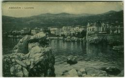 CROATIA - Opatija / ABBAZIA  - LAURANA - EDIZ. A. DIETRICH - 1920s (BG3468) - Croatia