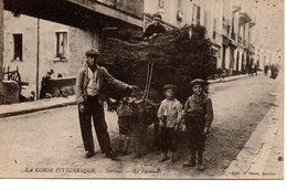 Sartène: Le Fascinato (dos Vert) - Sartene