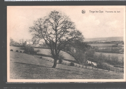 Tiège-lez-Spa - Panorama De Sart - éd. Hardy-Lemarchand, Tiège - Jalhay