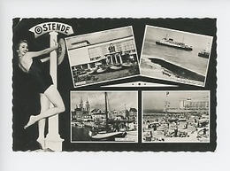 OOstende Ostende : PIN UP Casino, Malle Otende Douvres Port Pêche Plage (multivues) - Oostende