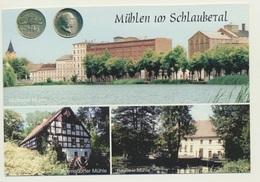 AK  Mühlen Im Schlaubetal - Deutschland