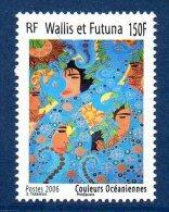 Wallis Et Futuna 0662 Tableau - Neufs