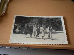 Vrnjci 1940 Porodica Tapavica Foto Krcmarevic Vrnjci - Serbia