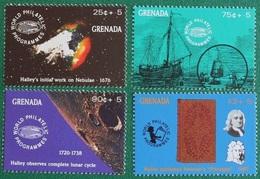 1989Grenada1971-1974Halley's Comet - Raumfahrt