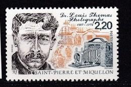 St. Pierre Et Miquelon Neuf ** - St.Pierre & Miquelon
