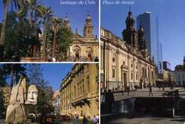 CPM - Santiago Du Chili - Chile