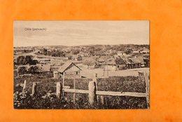 OLITA  -  ALITUS  -  ALYTUS -  ( Polnisch )  Landst. Inf. Ers. Batl. BRUCHSAL ( XIV - 26 )  Octobre 1916 - Lituanie