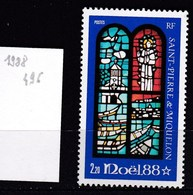 St. Pierre Et Miquelon Neuf **  1988 - St.Pierre & Miquelon