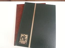 Lot N° 699 ANC. COLONIES FRANCAISE Un Lot De 2 Classeurs Neufs Ou Obl. - Collections (en Albums)