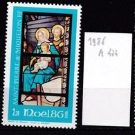St. Pierre Et Miquelon Neuf **  1986 - St.Pierre & Miquelon