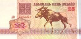 25 Rubel Belaruss - Belarus