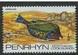 Ostracion (Poisson) - Penrhym - 1974 - Penrhyn