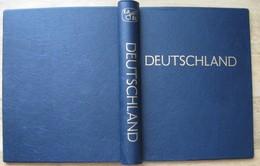 KaBe Klemmbinder Beschriftung Deutschland Farbe Dunkelblau - Stockbooks