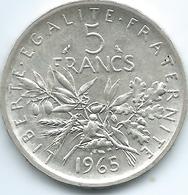 France - 1965 - 5 Francs - KM926 - Francia