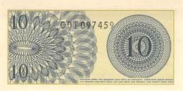 Sepuluh Sen Banknote Indonesien 1964 - Indonesien