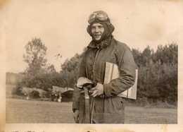 Aviateur Max Vinçotte - Escadrille Des Petits Poucets - Aviation