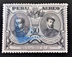 UNIVERSITE MAYOR DE SAN MARCOS 1951 - OBLITERE - YT PA 98 - MI 507 - Pérou