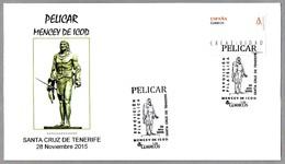 PELICAR - MENCEY DE ICOD. Santa Cruz De Tenerife, Canarias, 2015 - History