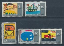 Nederland/Netherlands/Pays Bas/Niederlande 1965 Mi: 850-854 Yt: 824-828 Nvph: 849-853 (PF/MNH/Neuf Sans Ch/**)(4463) - Ungebraucht