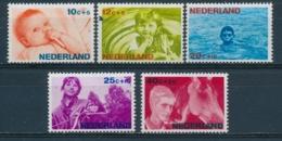 Nederland/Netherlands/Pays Bas/Niederlande 1966 Mi: 866-870 Yt: 839-843 Nvph: 870-874 (PF/MNH/Neuf Sans Ch/**)(4465) - Ungebraucht