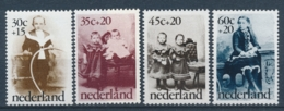 Nederland/Netherlands/Pays Bas/Niederlande 1974 Mi: 1039-1042 Yt: 1010-1013 Nvph: 1059-1062 (PF/MNH/Neuf Sans Ch/**)4469 - Periode 1949-1980 (Juliana)
