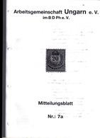 PERFINS  IN HONGARYE     Firma Uitgaven  Met Gedetailleerde  Weergave        AAAAAAAAAAAAAAAA - Philatelie Und Postgeschichte